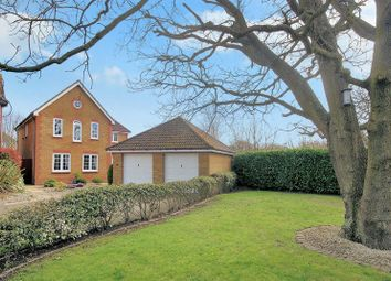 Thumbnail 4 bed detached house for sale in Chatham Close, Priddys Hard
