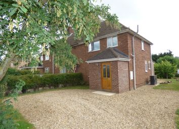 Thumbnail 3 bedroom end terrace house for sale in Quays Road, Risby, Bury St. Edmunds