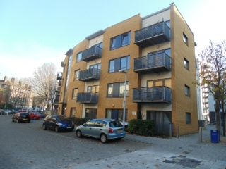 Thumbnail 3 bed flat for sale in Little Cottage Place, London