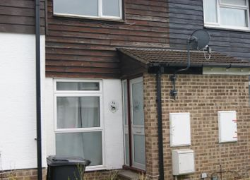 Thumbnail 2 bed terraced house to rent in Lambert Close, Freshbrook, Swindon