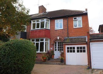 Thumbnail 4 bed semi-detached house for sale in Rokeby Gardens, Woodford Green