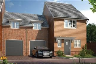Thumbnail 3 bed semi-detached house for sale in Off Bessle's Way, Blewbury Didcot, Oxfordshire