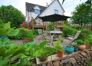 Thumbnail 4 bed detached house for sale in Queens Ferry Road, Muthill