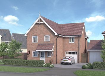 Thumbnail 3 bed detached house for sale in The Aspen At St. Luke's Park, Runwell Road, Runwell, Essex