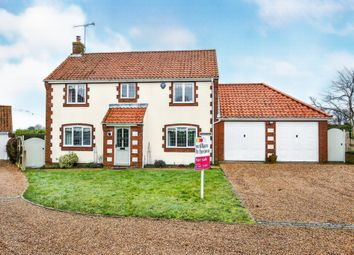 4 bed detached house for sale in The Street, Marham, King's Lynn PE33