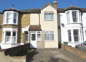 Thumbnail 3 bed terraced house for sale in Brentwood Road, Gidea Park, Romford