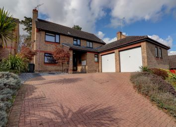 4 bed detached house for sale in Grantham Crescent, Ipswich IP2