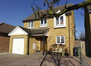 Thumbnail 4 bed detached house for sale in Drake Avenue, Mayland, Chelmsford