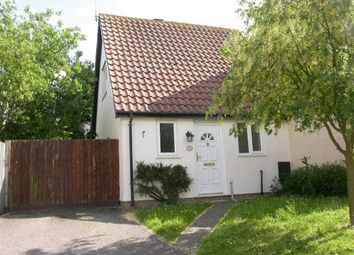 Thumbnail 1 bed property to rent in Cotman Avenue, Lawford, Manningtree