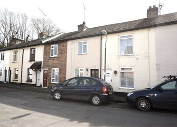 Thumbnail 2 bed terraced house for sale in Milton Road, Dunton Green, Sevenoaks, Kent