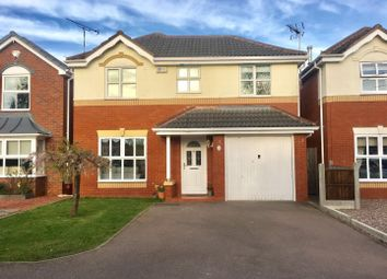 Thumbnail 5 bed detached house for sale in Chilworth Close, Nuneaton