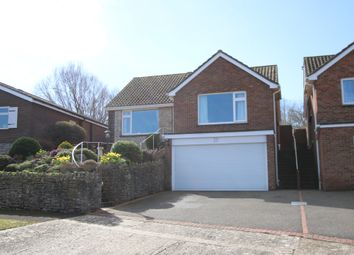 Thumbnail 2 bed bungalow for sale in Cauldron Crescent, Swanage
