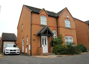 Thumbnail 4 bed detached house for sale in Gerard Row, Gerard Road, Cawston, Rugby