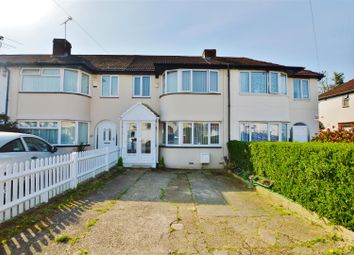 Thumbnail 3 bed terraced house for sale in Cornwall Avenue, Farnham Royal, Slough