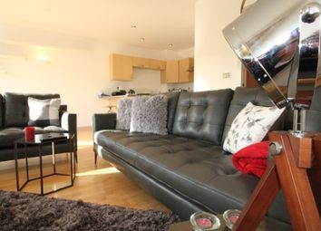 Thumbnail 2 bedroom flat to rent in Dukes Wharf, Wharf Road, Nottingham