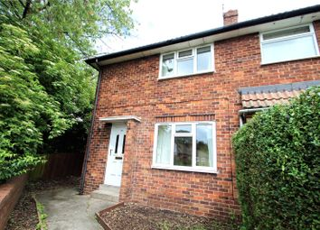 Thumbnail 2 bed end terrace house to rent in Mill Close, Monk Fryston, Leeds