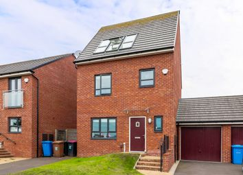 Thumbnail 4 bed detached house for sale in Harrison Street, Salford