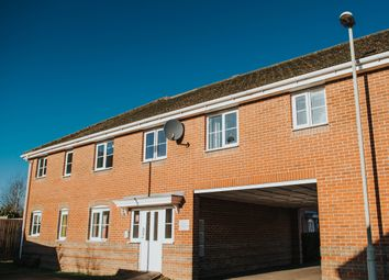 Thumbnail 2 bed flat for sale in Hungerford Close, Basingstoke