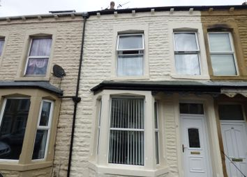 Thumbnail 3 bed terraced house for sale in Avondale Road, Heysham, Morecambe