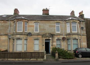 Thumbnail 2 bed flat to rent in Stevenston Road, Kilwinning