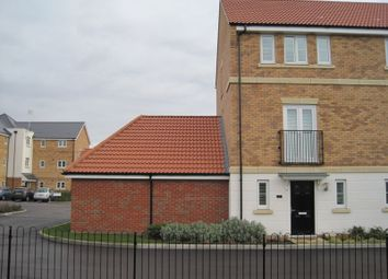 Thumbnail 4 bed semi-detached house for sale in Markhams Close, Basildon