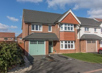 Thumbnail 4 bed detached house for sale in Royal Drive, Countesthorpe