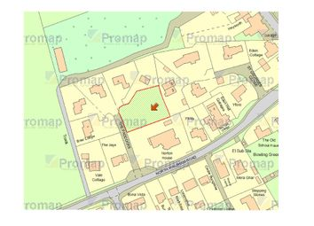 Thumbnail Land for sale in North Walsham Road, Bacton, Norwich