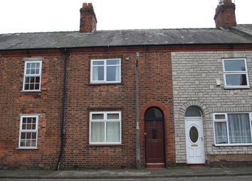 Thumbnail 2 bed terraced house to rent in 73 Victoria Road, Northwich, Cheshire