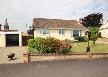 Thumbnail 2 bed detached bungalow for sale in Martyn Close, Combwich, Bridgwater