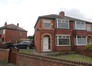 Thumbnail 3 bed semi-detached house for sale in Ardeen Road, Doncaster