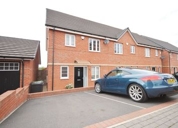 Bluebell Avenue, Garforth, Leeds, West Yorkshire LS25. 3 bed semi-detached house