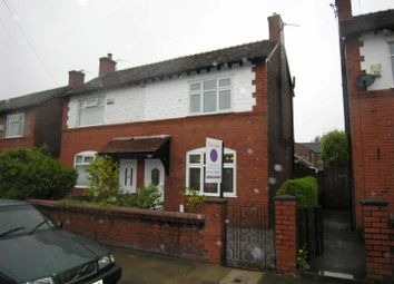Thumbnail 2 bed semi-detached house to rent in Normanby Road, Walkden, Manchester