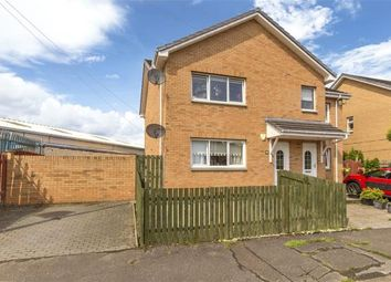 Thumbnail 3 bed flat for sale in Barfillan Drive, Glasgow, Lanarkshire