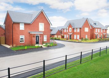 "Thumbnail 4 bed detached house for sale in ""Alderney"" at Texan Close, Warton, Preston"