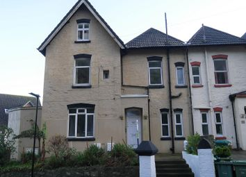 Thumbnail 1 bedroom flat for sale in 80 Mitchell Avenue, Ventnor, Isle Of Wight.