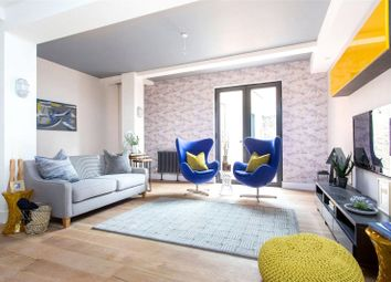 Thumbnail 2 bed flat for sale in Cotton Exchange, London