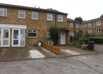 Thumbnail 2 bed terraced house for sale in Silverdale, London