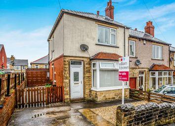 Thumbnail 2 bedroom end terrace house for sale in Hawthorne Terrace, Crosland Moor, Huddersfield