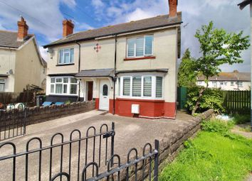 Thumbnail 2 bedroom semi-detached house for sale in Glanmuir Road, Tremorfa, Cardiff
