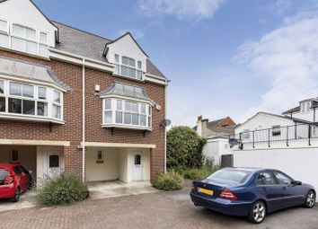 Thumbnail 3 bed terraced house for sale in St. Ronans Road, Southsea