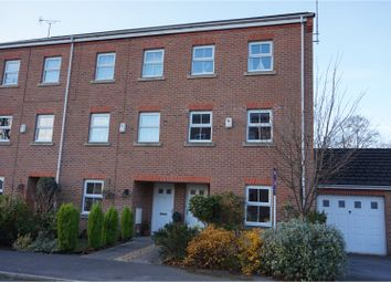 Thumbnail 4 bed town house for sale in Garden Close, Rotherham
