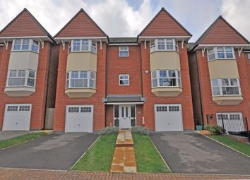 Thumbnail 5 bed detached house for sale in Stunning Executive House, Broadleaf Way, Newport