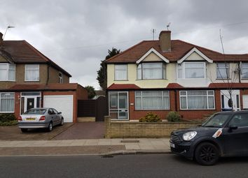 Thumbnail 3 bed semi-detached house to rent in Carterhatch Road, Enfield