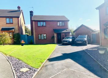 Thumbnail 4 bed detached house for sale in Llys Cilsaig, Llanelli
