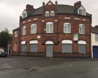 Thumbnail Retail premises to let in Old Birchill, Walsall