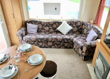 Thumbnail 2 bed mobile/park home for sale in Sandy Bay Holiday Park, Ashington, Northumberland