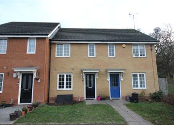Thumbnail 2 bed terraced house to rent in Jersey Drive, Winnersh, Berkshire