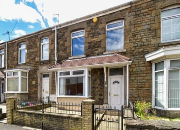 3 bed terraced house for sale in Springfield Street, Morriston, Swansea SA6