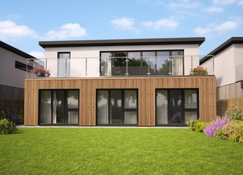 Thumbnail 4 bed detached house for sale in Bryn Isa, Glan Conwy