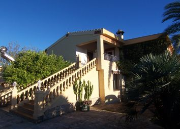 Thumbnail 3 bed villa for sale in 03725 Teulada, Alacant, Spain
